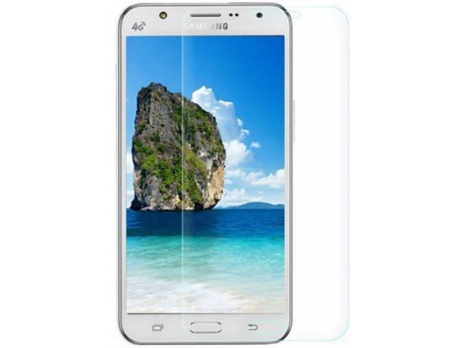 Tvrzené sklo na Samsung Galaxy J7 2016