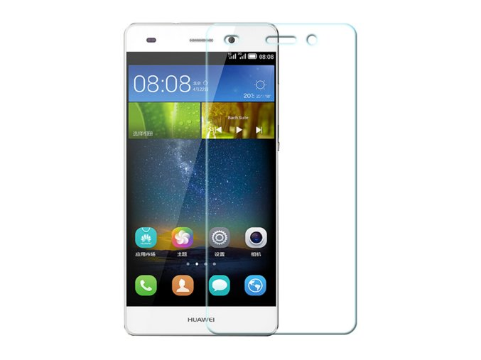 Tvrzené sklo na Huawei P8 Lite