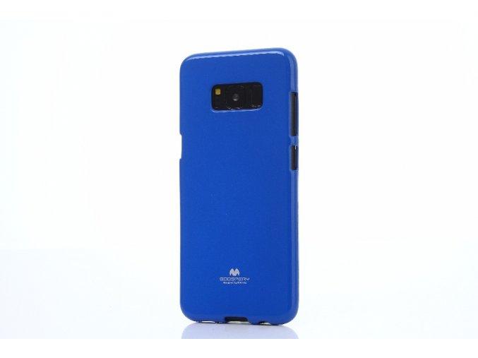 Mercurry jelly perletový kryt na Samsung Galaxy S9 Plus modrrý