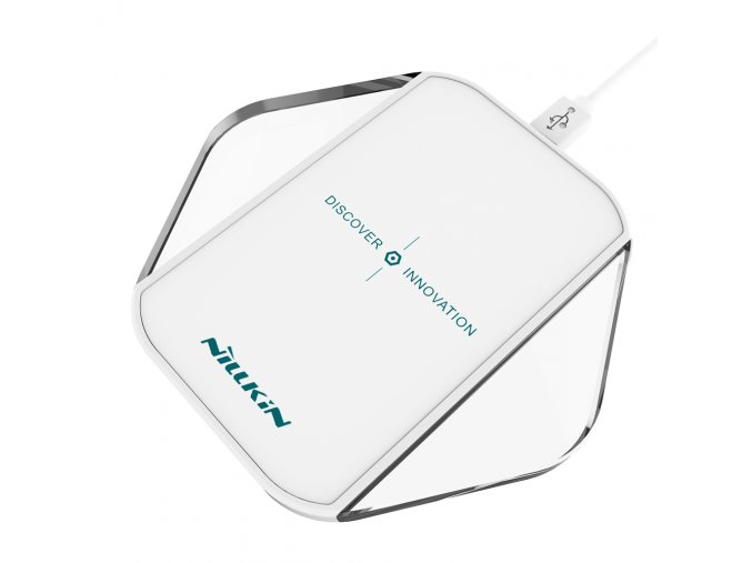 eng pl Nillkin Magic Cube Wireless Charger Qi Charger Pad white 26121 4