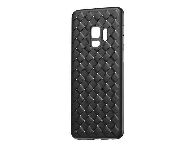 Baseus Weaving kryt na Samsung Galaxy S9 černý 1