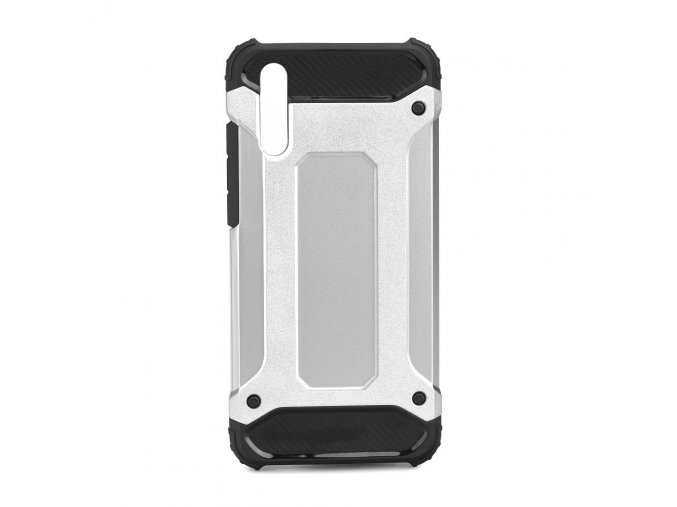 Armor kryt na Huawei P20 stříbrný 1