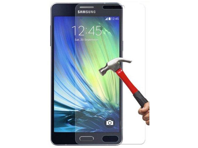 Tvrzené sklo na Samsung Galaxy A7