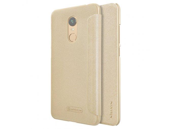 Nillkin Sparkle pouzdro na Xiaomi redmi 5 Plus zlaté