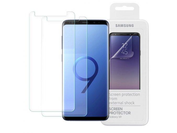 originální ochranná fólie na Samsung S9