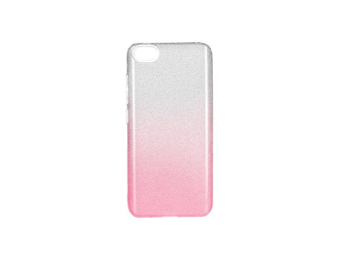 Třpytivý kryt na Xiaomi redmi 5 růžový