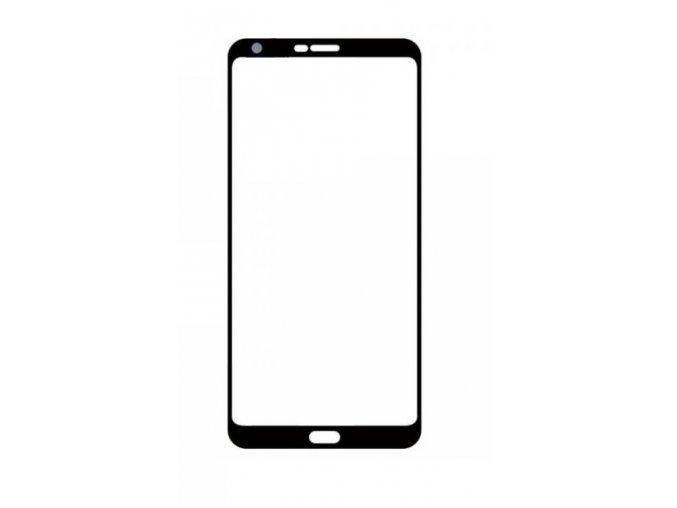 3D tvrzené sklo na LG G5 - černé