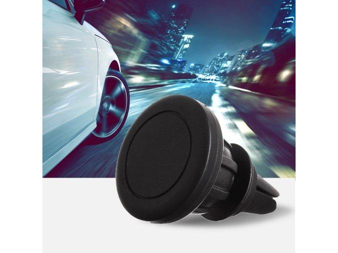 eng pl Universal Air Vent Magnetic Car Mount Holder black 24318 6