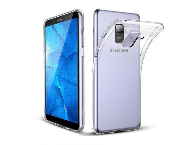 For Samsung Galaxy A6 2018 Case Samsung A6 2018 Case Transparent Soft Case For Samsung Galaxy
