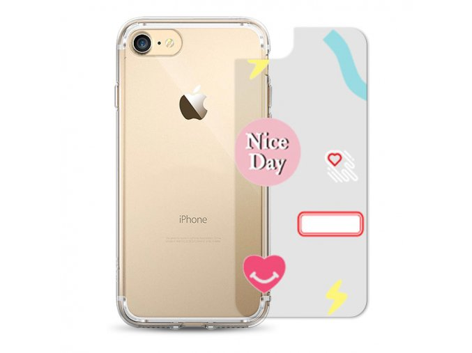 eng pl Ringke DECO No 65 Design Sheet for Ringke Fusion Case iPhone X 41551 1
