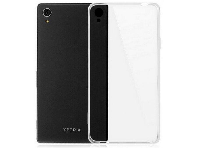 Silikonový kryt na Sony M4 Aqua