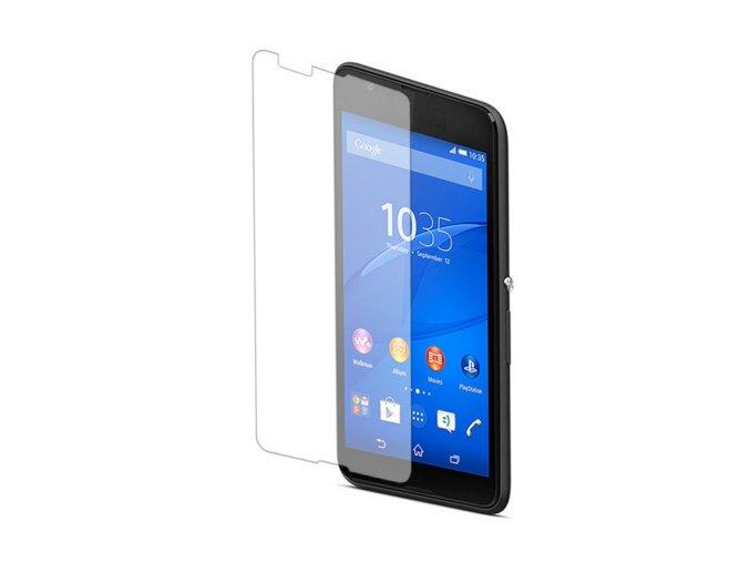 Tvrzené sklo na Sony Xperia E4