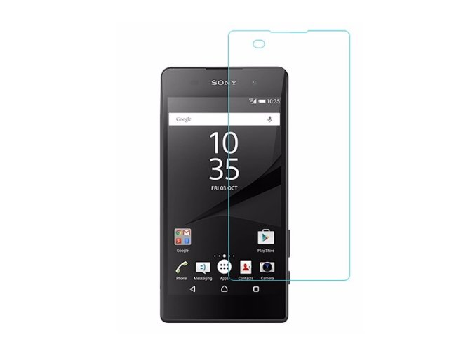 Tvrzené sklo pro Sony Xperia E5