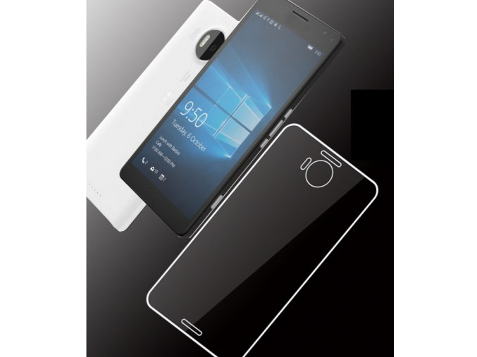 Silikonový kryt na Microsoft Lumia 950 XL, 950 XL LTE