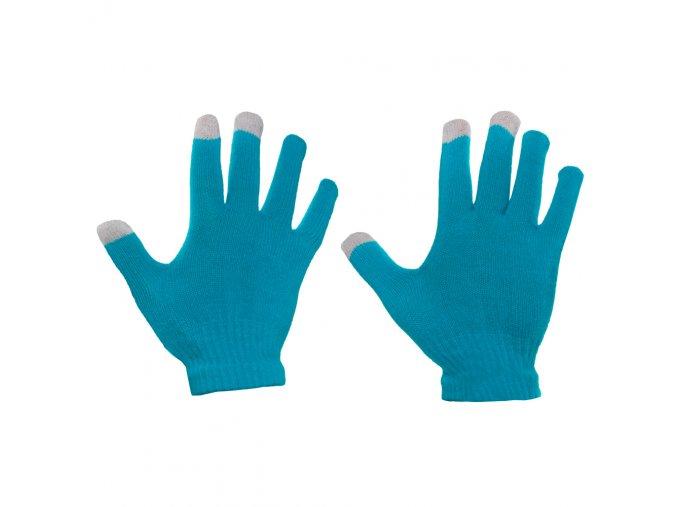 eng pl Universal Touchscreen Winter Gloves Striped Gloves blue 27069 1