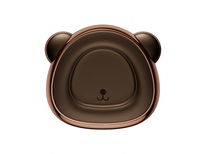 eng pl Baseus Bear Charming Magnetic Air Vent Car Mount Holder brown SUBR A08 44613 1