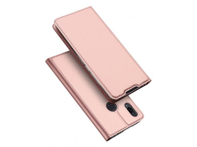 eng pl DUX DUCIS Skin Pro Bookcase type case for Xiaomi Redmi Note 7 pink 48301 1