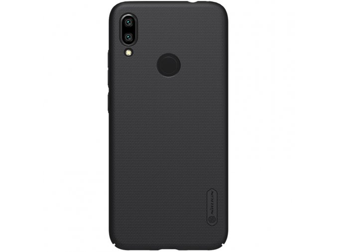 eng pl Nillkin Super Frosted Shield Xiaomi Redmi Note 7 Note 7 Pro black 48590 1