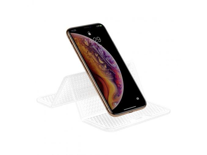 eng pl Baseus Folding Bracket Antiskid Pad Self adhesive Holder Nanopad transparent SUWNT 02 47120 1