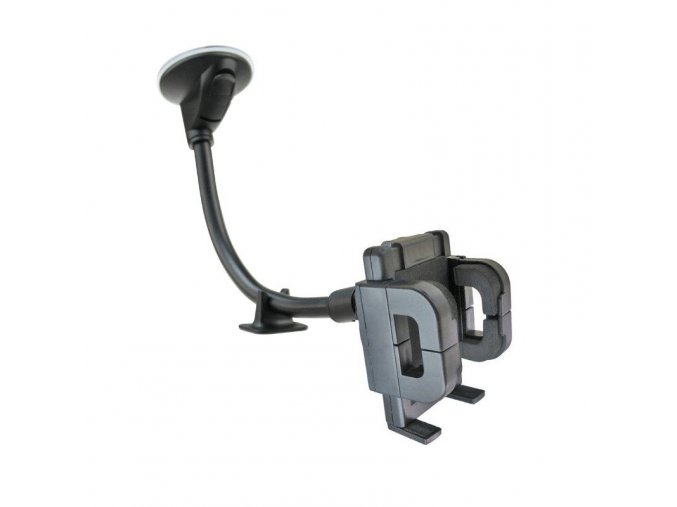 eng pl Universal car holder for windscreen grille 27 cm black 63466 1