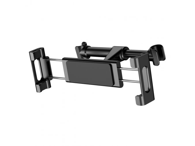eng pl Baseus Backseat Car Mount Adjustable Headrest Bracket for tablets and smartphones 4 7 12 9 black SUHZ 01 27418 1