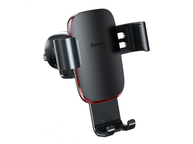 eng pl Baseus Metal Age Gravity Car Mount Phone Holder for Air Outlet grey SUYL D0G 46824 1