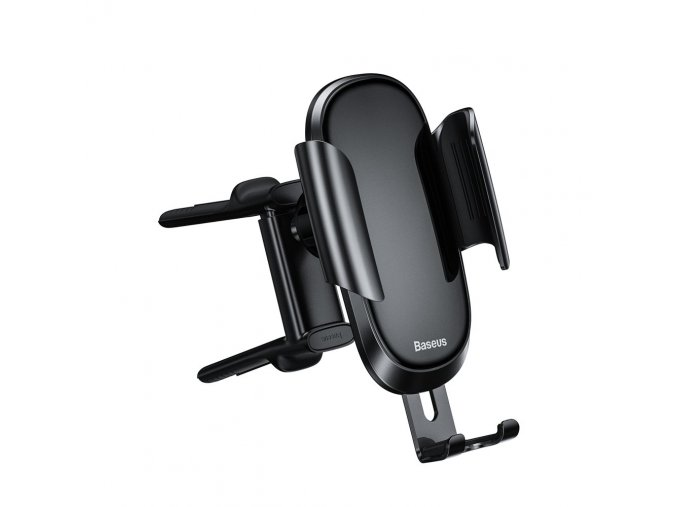 eng pl Baseus Future Gravity Car Mount roung Air Vent Phone Bracket Holder black SUYL BWL01 52906 1