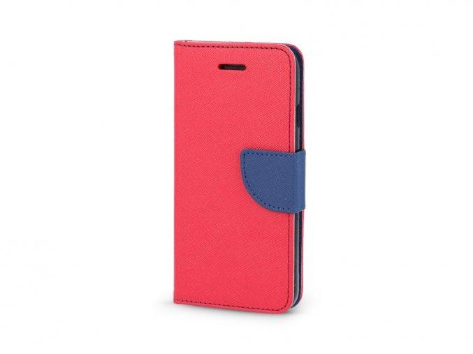 PU kožené pouzdro na Huawei P9 Lite - červené