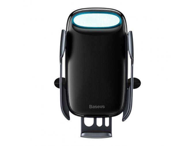 eng pl Baseus Milky Way 15W wireless Qi car charger phone automatic holder black WXHW02 01 56616 2