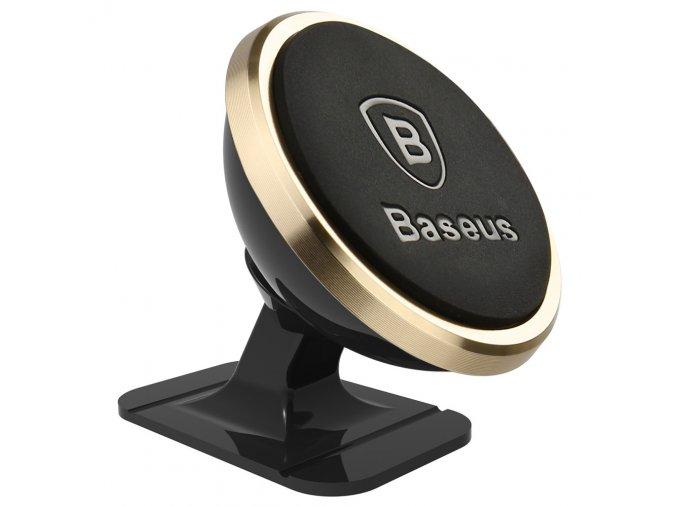 eng pl Baseus 360 Degree Universal Magnetic Car Mount Holder for Car Dashboard gold SUGENT NT0V 35679 4