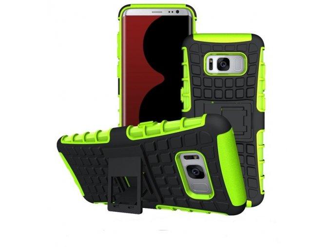 Samsung Galaxy S8 Plus zelený 3