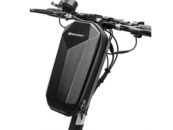 eng pl Wozinsky Waterproof electric scooter handlebar bag 4 L black WSB2BK 63466 1