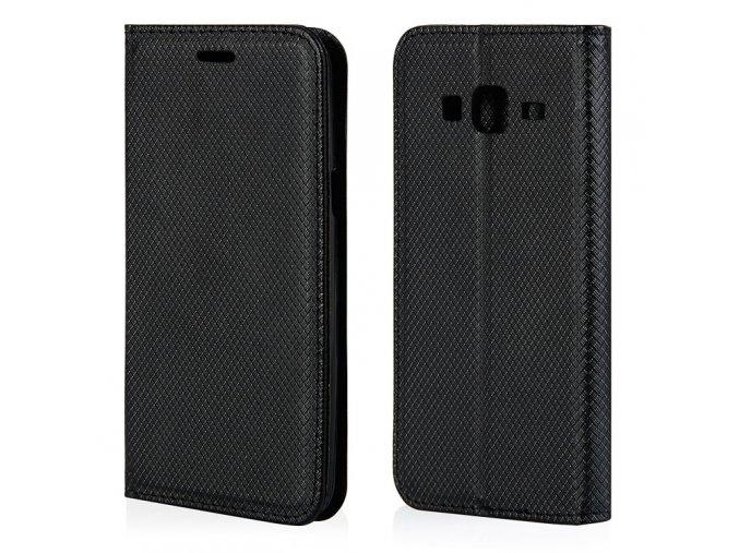 magnetické flipové pouzdro na Samsung Galaxy S7 edge