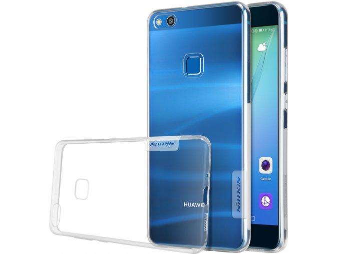 Nillkin Nature gelový kryt na Huawei P10 Lite bílý 1