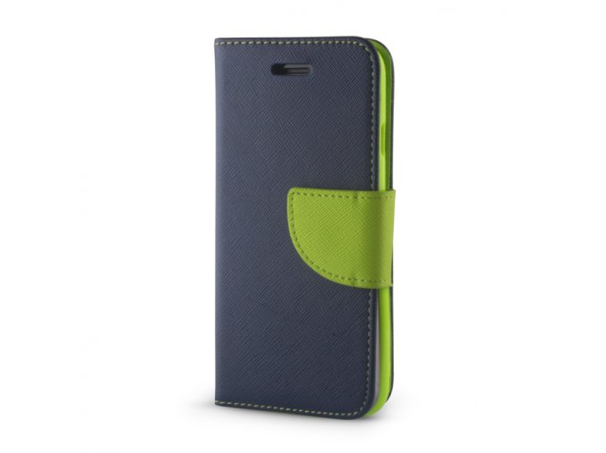 flipové poudro na Samsung J3 2016 modro zelené
