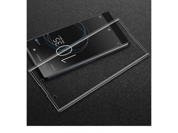 3D Tvrzené sklo na Sony Xperia XA1 transparentní