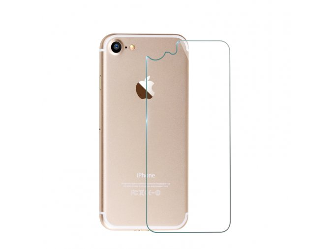 zadní ochranné sklo an iphopne 7 a iphone 8