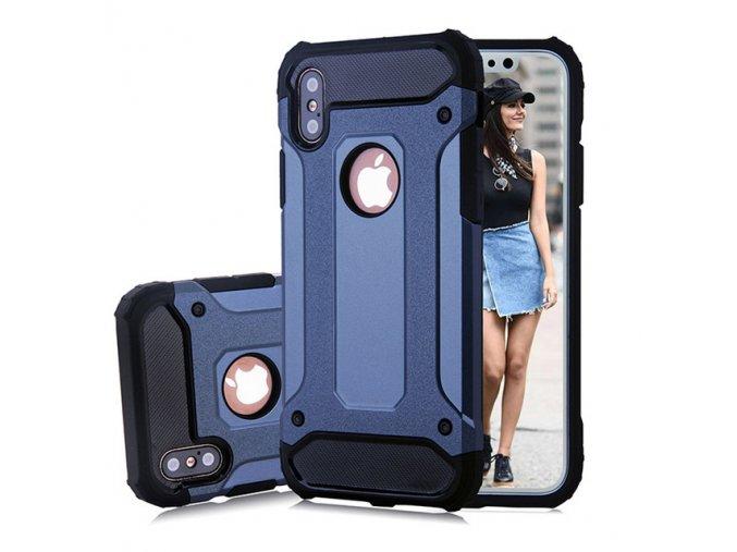 Armor kryt na iPhone 6,6S modrý 1