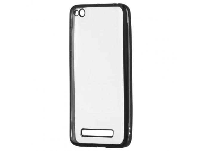 TPU silikonový kryt na Xiaomi redmi 4a černý