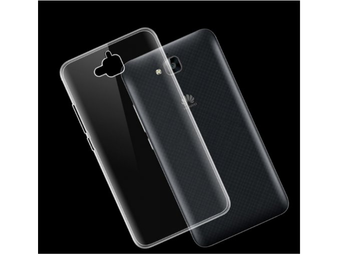 Silikonový kryt na Huawei Y6 Pro