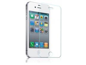 Tvrzené sklo na iPhone 4/4s  + Doprava zdarma