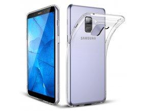 Silikonový obal na Samsung Galaxy A8 2018