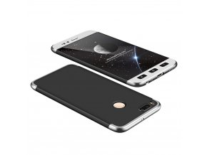 360 oboustranný kryt na Xiaomi Mi A1, Mi 5X stříbrný