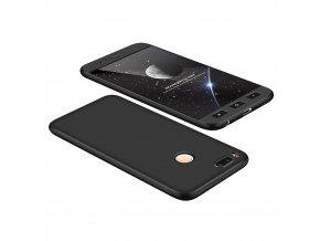 360 oboustranný kryt na Xiaomi Mi A1, Mi 5X černý