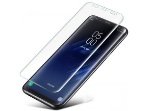 3D tvrzené sklo na Samsung S9 transparentní