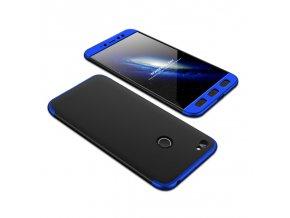 360 kryt na Xiaomi redmi note 5a prime černo modrý