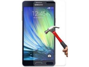 Tvrzené sklo na Samsung Galaxy A3 (A300f)  + Doprava zdarma