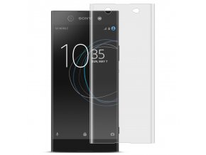 3D Tvrzené sklo na Sony Xperia XA1 Ultra transparentní