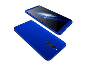 Oboustranný kryt na Huawei Mate 10 Lite modrý
