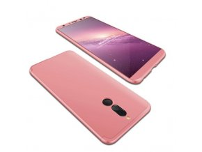 Oboustranný kryt na Huawei Mate 10 Lite růžový